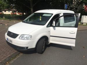 VW caddy Navi PDC AHK Maxxi