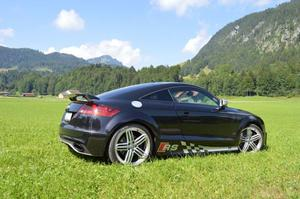 Audi TT RS Coupe Schalensitze/Navi/Sportabgasanlage