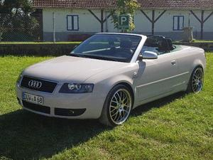Audi A4 Cabriolet SLine