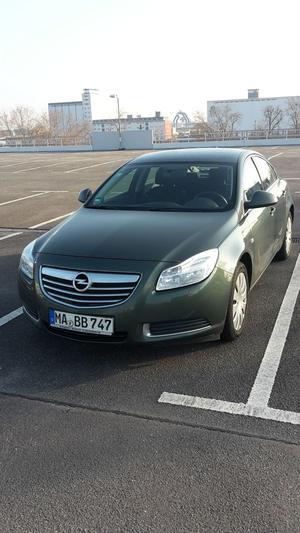 Opel Insignia gebraucht von privat zu verkaufen