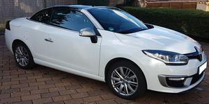 Renault Megane Cabrio Coupe