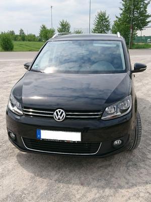 VW Touran Cup Sondermodell