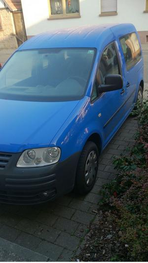 VW Caddy Ecofuel 2.0