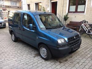 Fiat Doblo 5-Sitzer 1.2