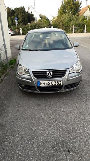 VW Polo 1,4 TDI DPF 9N Comfortline