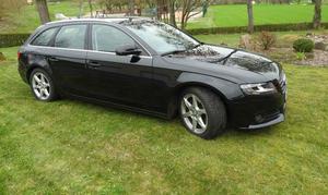 Audi A4 Avant 2.0 TDI Navi Alcantara Leder