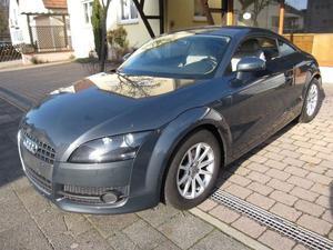 Gepfleger Audi TT Coupe 2.0 TFSI, Leder, Tempomat,