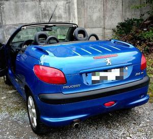 Peugeot 206 CC TÜV bis