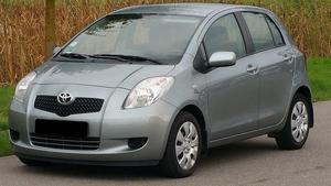 Toyota Yaris 1.3 VVT-i SOL Automatik Km 1.Hand Klima