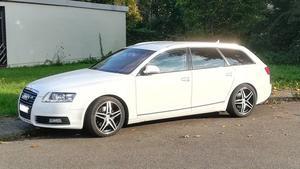 Audi A6 Avant Unfallfrei, Scheckheft, Nichtraucher