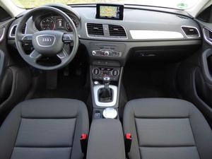 Audi Q3 2.0 TDI EU6, LED, Navi, el. LWS, 5J Garantie, Kessy