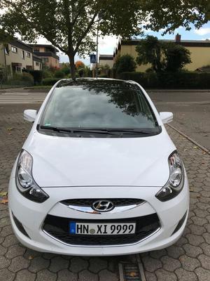 Hyundai IX  mit LPG