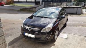 Opel Corsa D V Satellite 1. Hand Scheckheft gepflegt