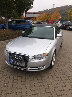 Audi A4 TDI S line Cabrio.Navi. Neu TÜV