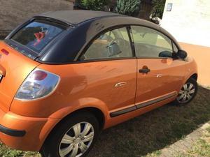 C3 Pluriel Cabrio Orange