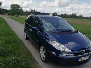 Wir verkaufen unseren Peugeot 807 wegen Neuanschaffung