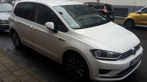 VW Golf Sportsvan 1.6 TDI Sondermodell Lounge