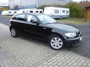 BMW 116 i Scheckheft gepf. mit fast Vollausstattung