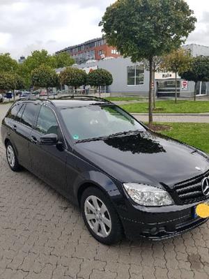 Mercedes-Benz C 200 CDI Automatik viele Extras