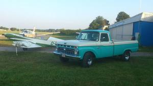Ford Pick Up F 250, Bj.