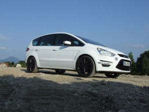 Ford S-Max Titanium 1.6 ECO Boost Tuning