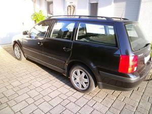 VW Passat Var. Bj.kw, TDi, schwarz met.aus Fam
