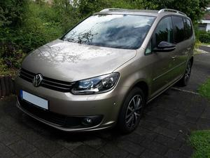 VW Touran Style 1,6 TDI BlueMotion Technology
