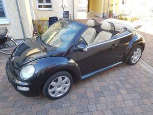 New Beetle Cabriolet 2.0 mit Anhängerkupplung!!!