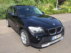 BMW X1 XDrive 20d 1.Hand, TÜVAU neu, viel Ausstattung
