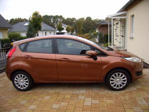 Ford Fiesta Trend, 1,0 von Privat, TOP-Zustand
