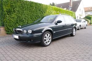 Jaguar X-Type Estate 2,2 Turbodiesel 155 PS, british-racing
