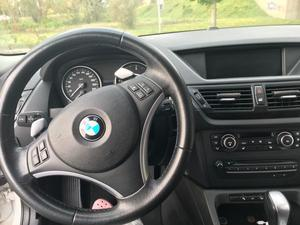 BMW X1 23d aut. ALLRAD,NAVI, PDC,AHK