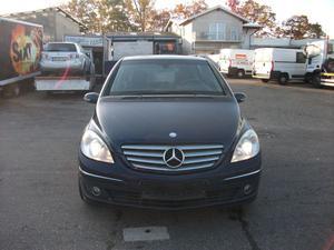 Mercedes B-Klasse, B 200 CDI