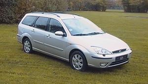 Ford Focus Kombi mit Privater Rate