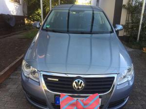 VW Passat 2,0 TDI BlueMotion