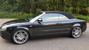 Audi A4 Cabriolet 2.5 TDI S-Line H&R 19' AHK Sehr gepflegt