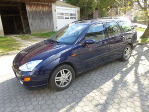 Verkaufe Ford Focus Turnier Ambjente Kombi AHK