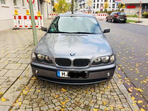 BMW 320d Limousine 150 PS