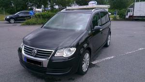 VW Touran 2.0 TDI DPF