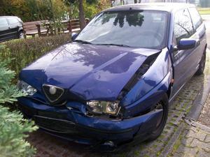 Alfa Romeo  TS Unfallwagen