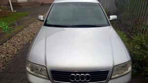 Audi A6 2,5 TDI Limosine DPF und PDC sowie Tempomat