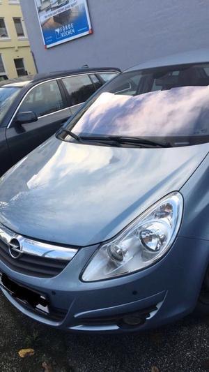 Corsa 1.2 Bj 07 Automatik und Klimaautomatik 128tkm