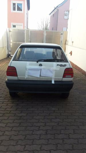 VW POLO 86C CL Coupe, Gebraucht