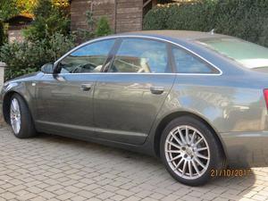 Audi A6 Lim. 2.0 TDI, S-Line, Sg, 1. Hand, Nichtraucher,