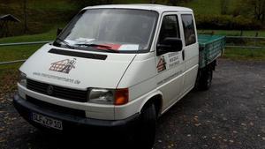 VW T4 DOKA Pritsche