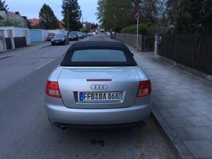 Verkaufe A4 Cabrio
