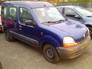 Renault Kangoo 1.5 dci mit Startproblemen