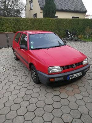 VW Golf 3 WINTERAUTO