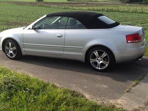 Audi A4 1.8T Cabrio Top Zustand