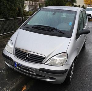 Mercedes A-Klasse W  CDI Automatik km Original,